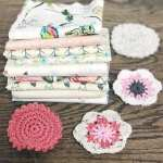 Monday is all about fabric – #33 – Low volumes from Bari J