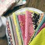 Monday is all about Fabric – #40 – Denyse Schmidt fabrics – What is it about certain fabrics that make us act like we've never used fabric before?
