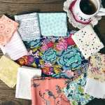 How to choose fabric for a quilt – Being Thoughtful about your choices + 3 methods for choosing + a freebie worksheet