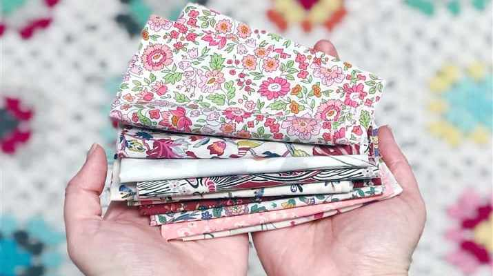 Monday is all about Fabric – #51 – Liberty Society
