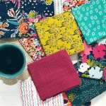 Monday is all about Fabric – #53 – Splendid Fusion by Art Gallery Fabrics