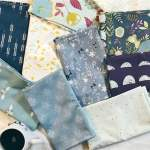 Monday is all about fabric –  #54 – Random Prints from Art Gallery Fabrics