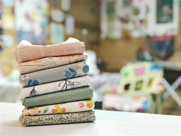 Monday is all about Fabric – #67 – Soft and Sweet bundle
