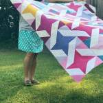 Quilt+ Star Dance Quilt Along – Week 5