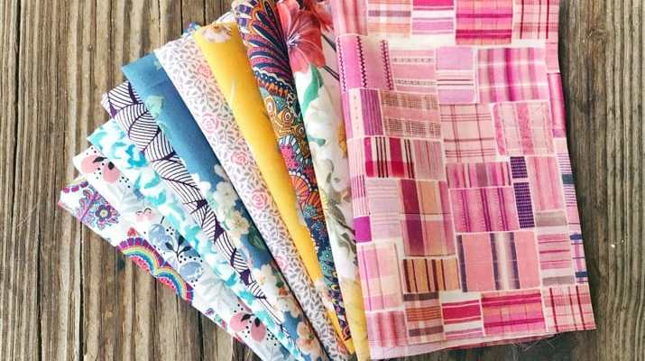 Monday is all about Fabric – #73 – Liberty Society
