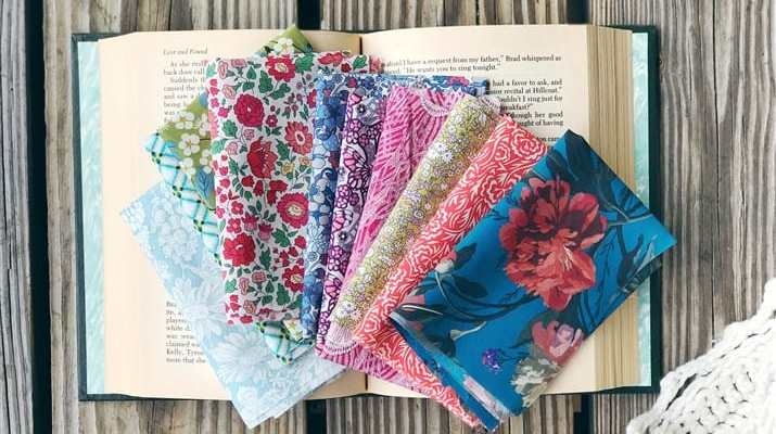 Monday is all about Fabric – #79 – Liberty Society