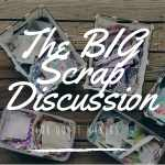 The Great BIG Scrap Discussion – Part 1- What is a fabric scrap?