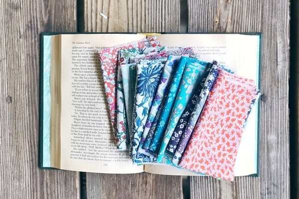 Monday is all About Fabric – #90 – Liberty Society