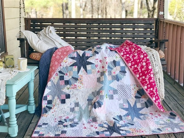 Can a beginner make the Bad Girl quilt?