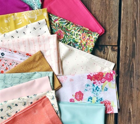 Monday is All About Fabric – #112 – Garden Views Bundle