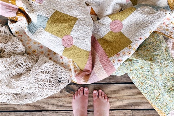 Thoughts About Quilting