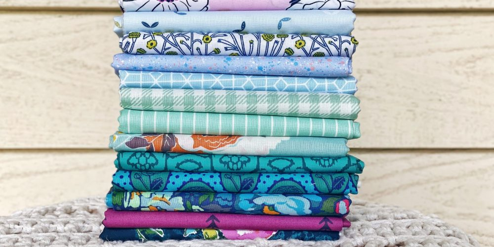 Desert Sunrise, Dark Moods and Front Porch Bundles – Monday is All About Fabric – #205