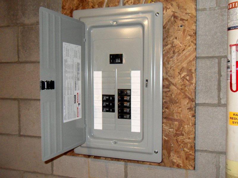 Cost Of Wiring A Subpanel