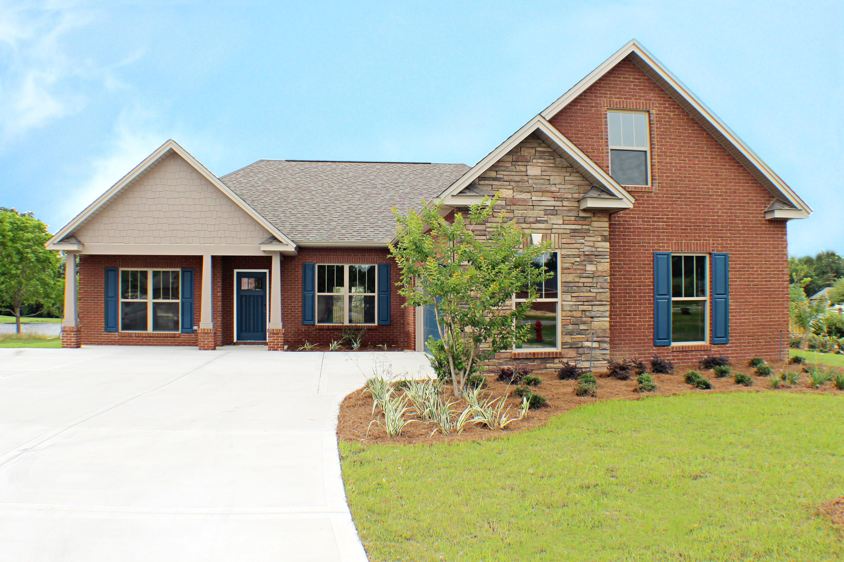 Southern coastal homes exterior 2 for Southern coastal homes