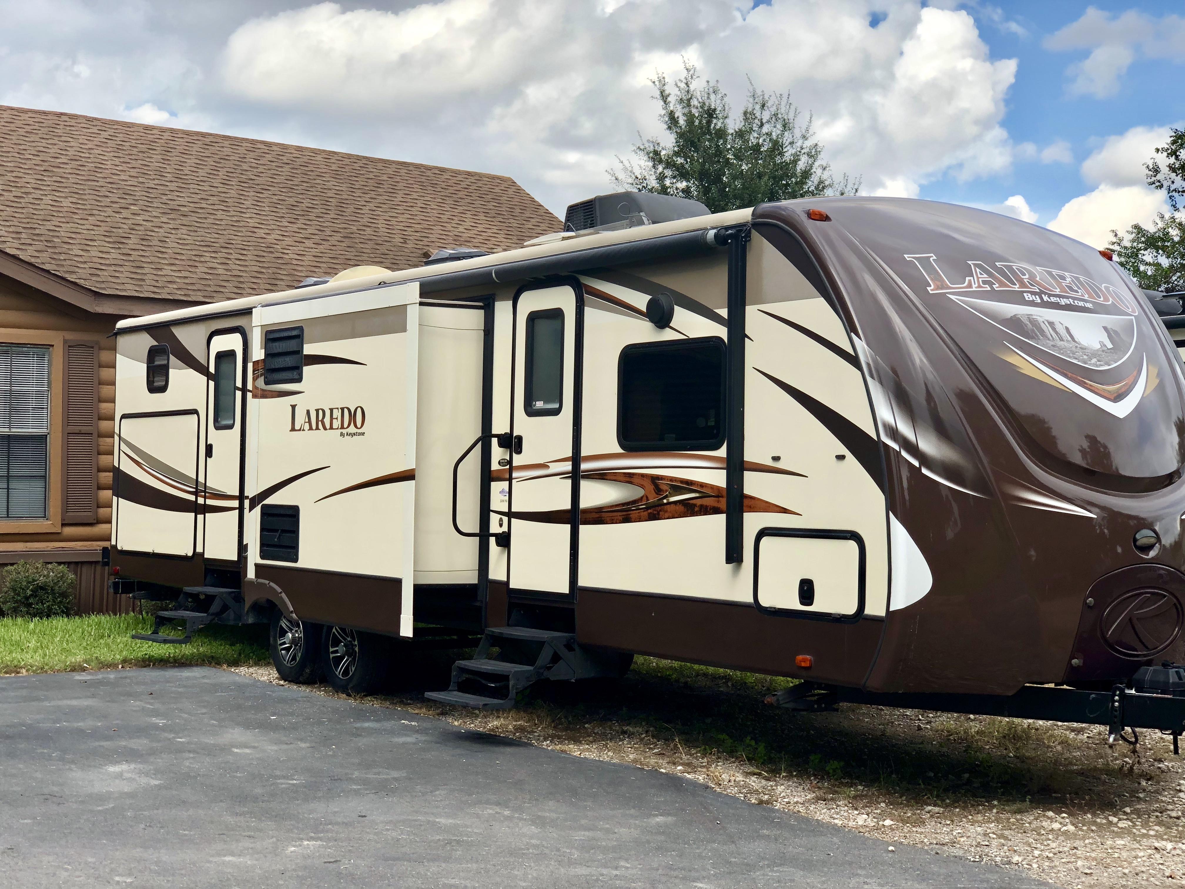 2014  Keystone Laredo  M320TG  TRAVEL  TRAILER  Camper