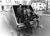 Sex Pistols, London, 197