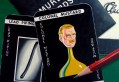 Colonel mustard painting