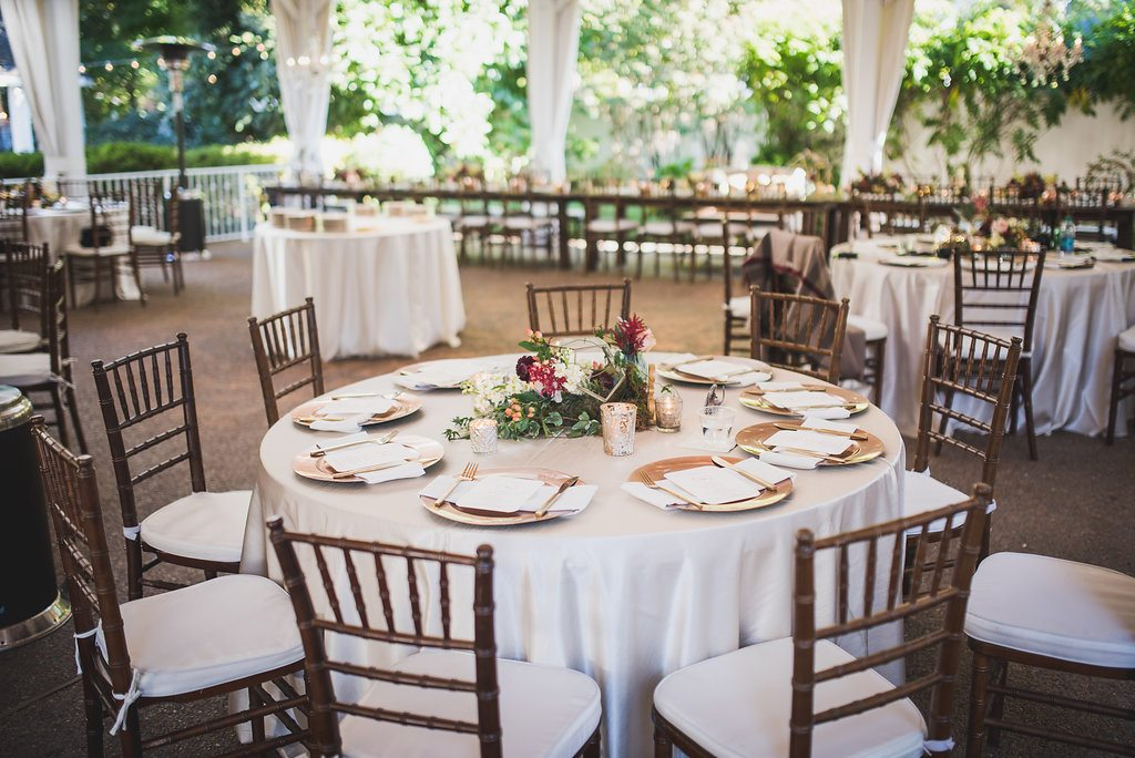 chair rentals for wedding canopy camping chic rose gold at cj's off the square - southern events party rental company | franklin ...