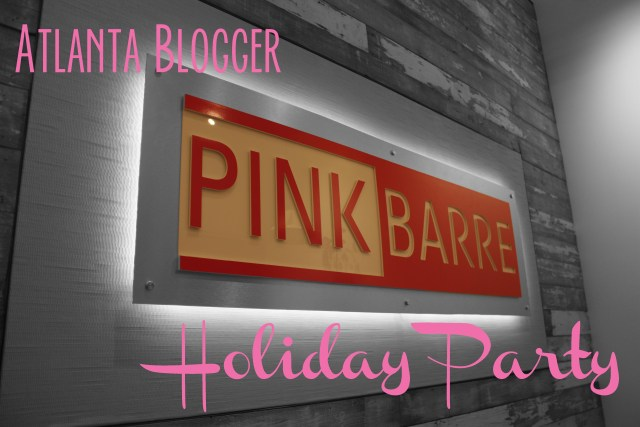 Southern Exhilaration: Atlanta Blogger Holiday Party