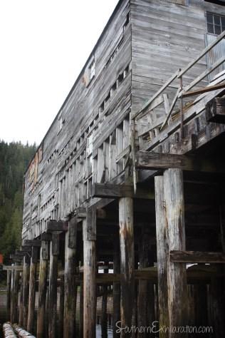 George Inlet Cannery   Ketchikan, Alaska