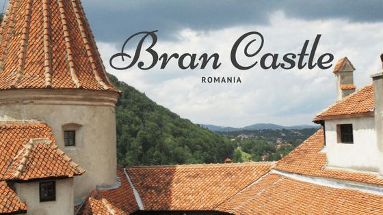 Visiting Bran Castle   Bran, Romania