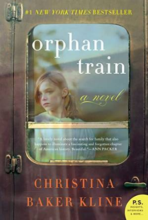 Between The Lines: Orphan Train #BookClub