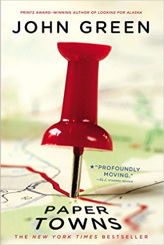 Between the Lines: Paper Towns by John Green #BookClub