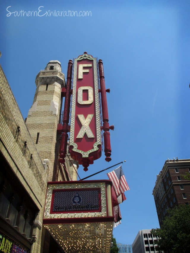 The Fabulous Fox Theatre | Atlanta, GA