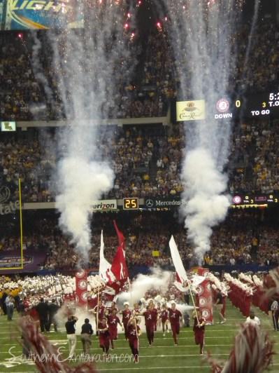 Alabama's 14th National Championship   New Orleans, LA