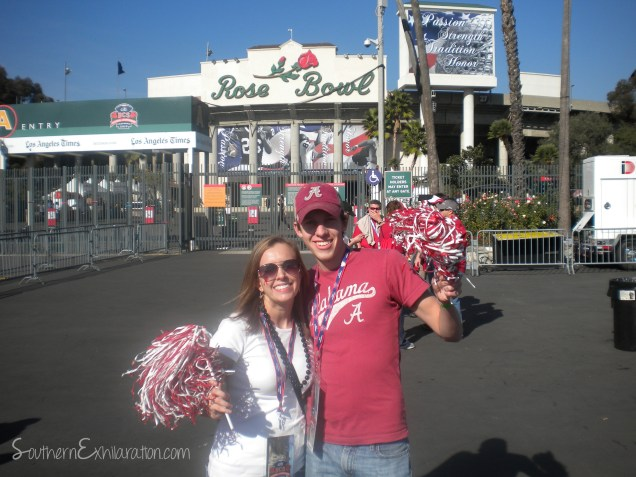 Alabama's 13th National Championship | Rose Bowl
