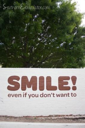 SMILE! | South Congress + Elizabeth