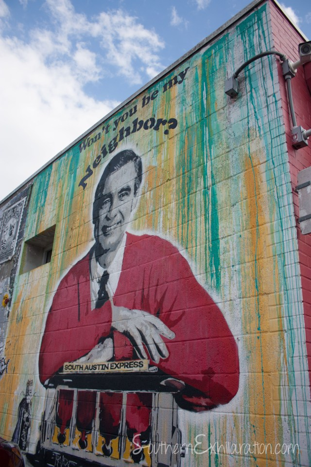 Won't you be my neighbor? | 1415 South Congress