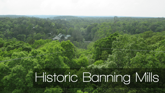 Historic Banning Mills | Whitesburg, GA