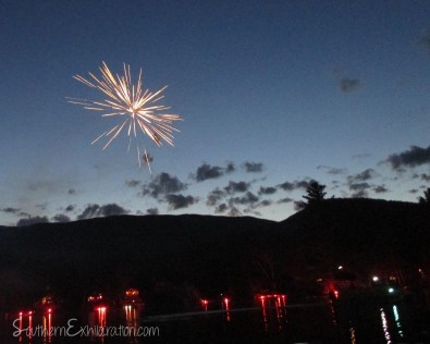 4th of July in New Hampshire