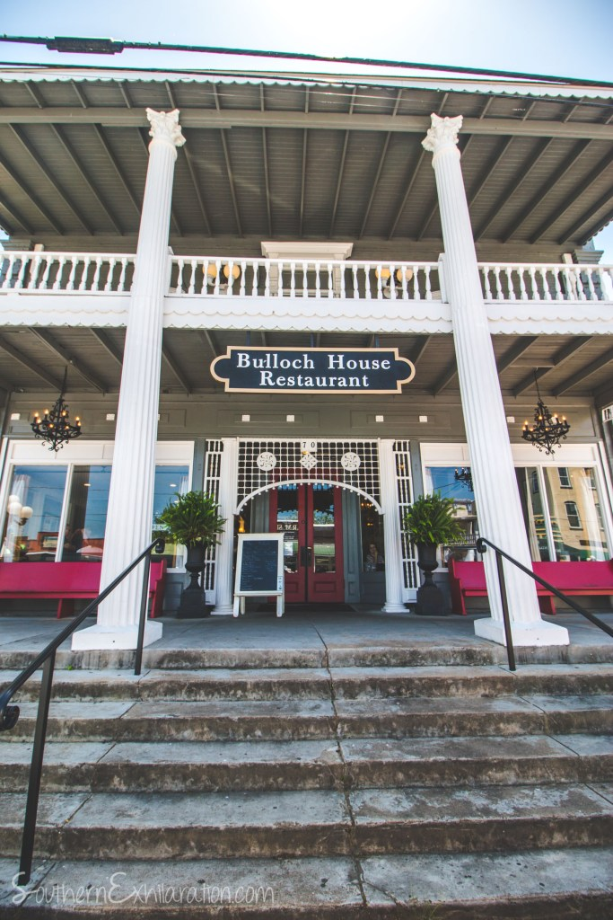 Bulloch House Restaurant | Warm Springs, GA