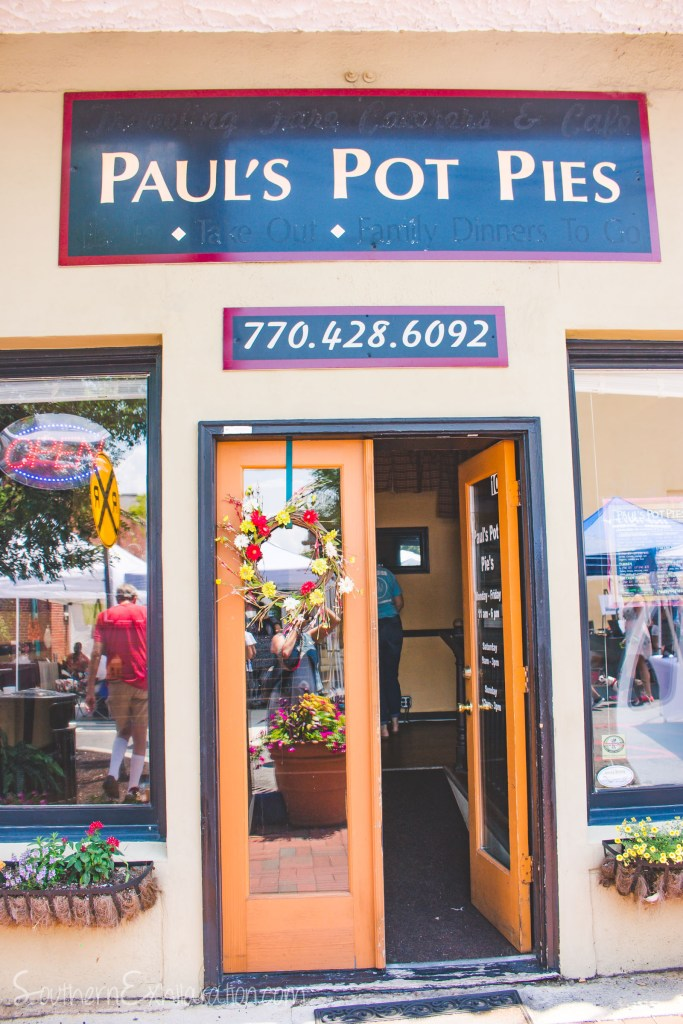 Paul's Pot Pies | Marietta, GA