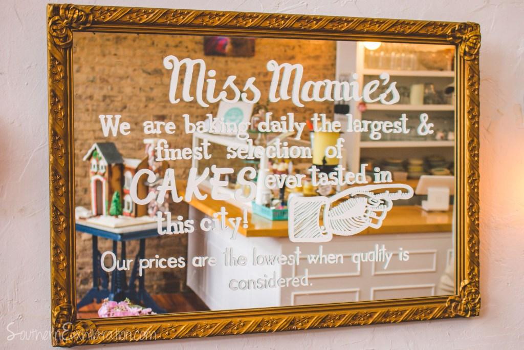 Miss Mamie's Cupcakes | Marietta, GA
