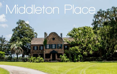 Middleton Place   Charleston, SC