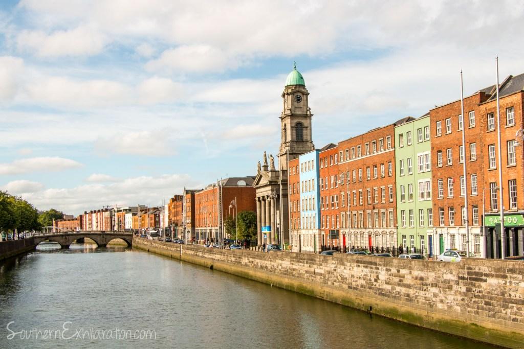 Streets of Dublin, Ireland