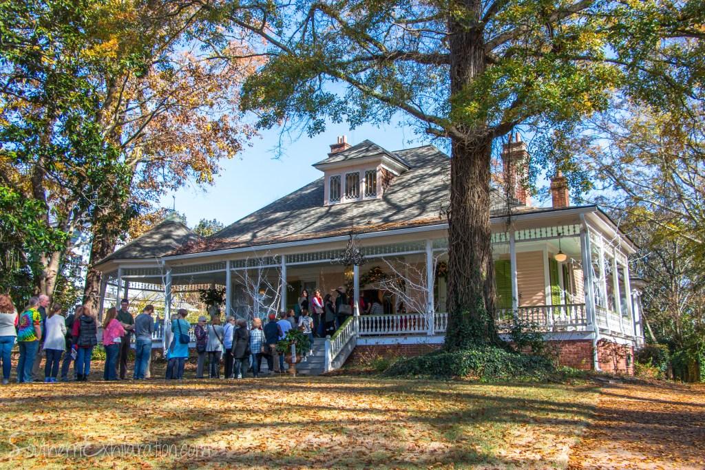 Keeler-Harpenau House | 2018 Marietta Pilgrimage | Marietta, GA