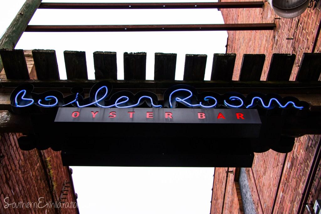 Boiler Room | Kinston, NC