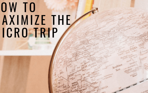 How to Maximize the Micro Trip