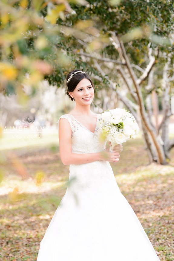 Atechson wedding - Beautiful Bride