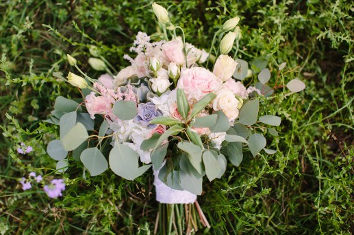 Wedding Garden Bouquet