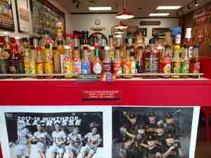 Hot Sauces at Firehouse Subs