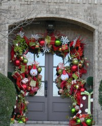 Christmas Doors 2011 (part 2)