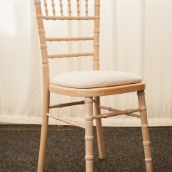 Limewash Chiavari Chairs Hire Chair Steel Base With Wheels Limewashed Ivory Seat Pad 2 Southern Furniture