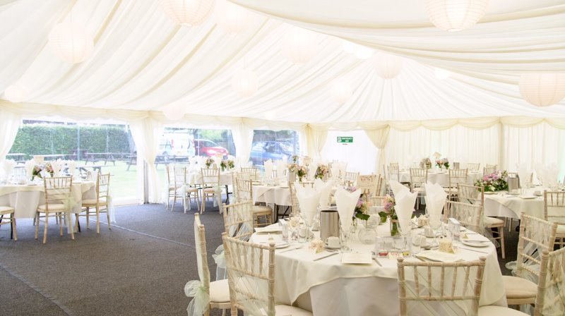 table and chair hire garden hanging covers dorset southern furniture