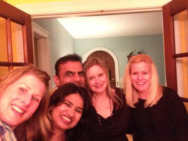 Madhavi and Mayuresh's Wedding Party