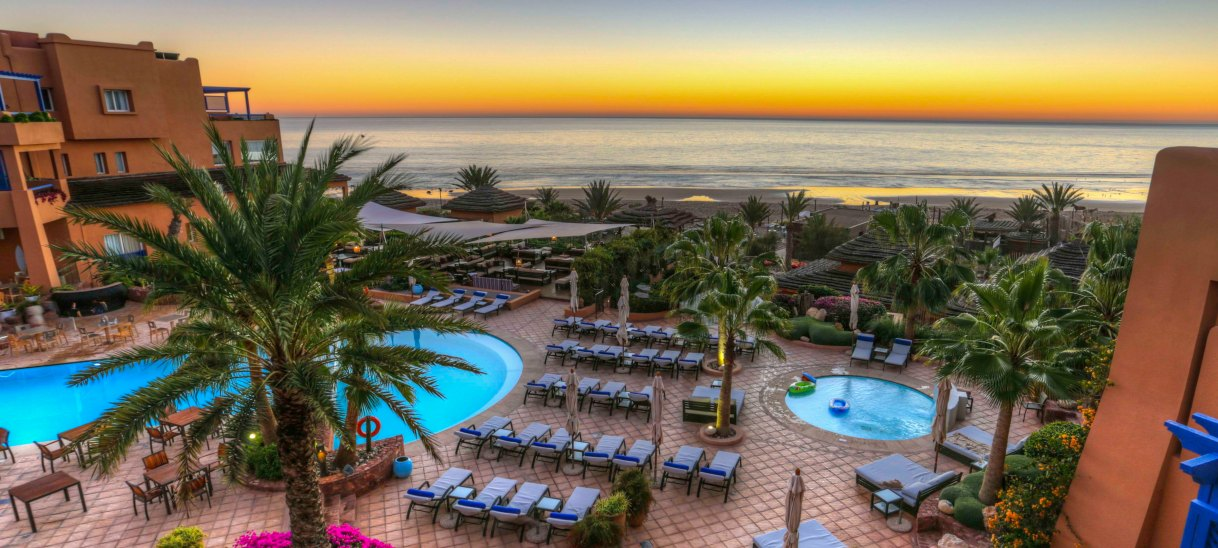 Paradis Plage Perfect for Solo Travel on Morocco's Atlantic Coast